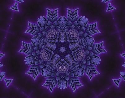 Purple Fractorium