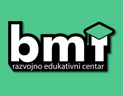 BMT logo design