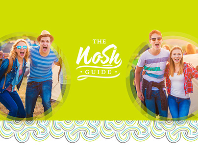 The NoSh Guide Brand Identity & Website
