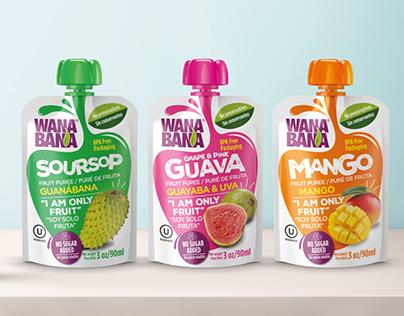 Wanabana - Fruit Puree