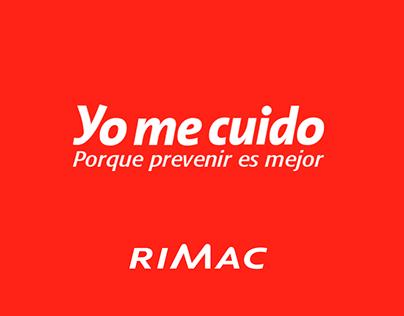 Rimac - Yo Me Cuido