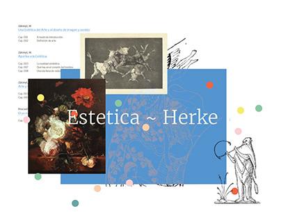 Branding Estética Herke - FADU / UBA