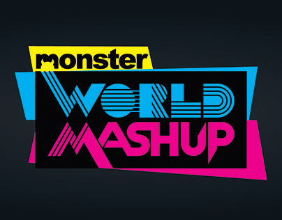 Monster World Mashup - MonstrARTity