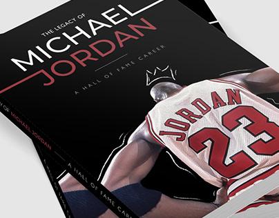 Michael Jordan Flip Book