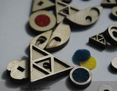 HUR. Modular jewellery.