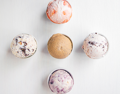 Life & Thyme Magazine: McConnell's Fine Ice Creams