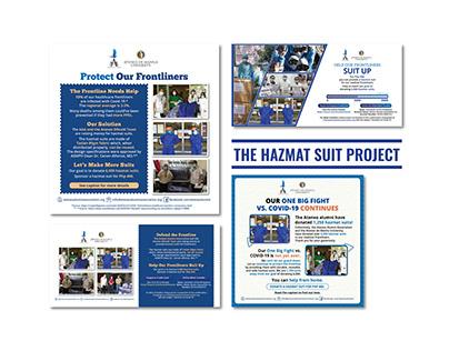 The Hazmat Suit Project