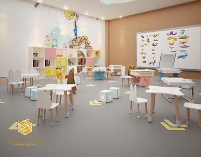 baby daycare design