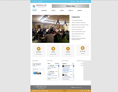Hotels Cio Web Site
