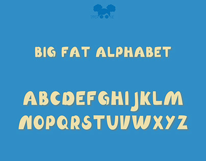 Big Fat Alphabet