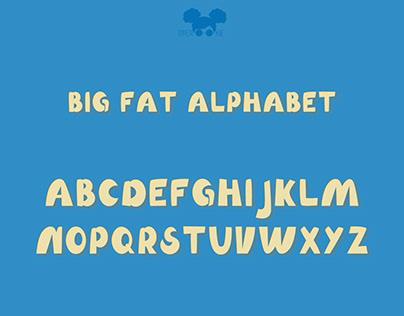 Big Fat Alphabet