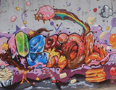 2015 GRAFFITI