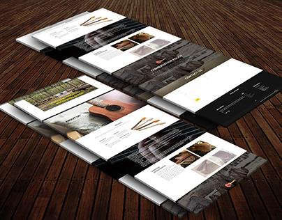 Overseas Traders - Website Design & Development