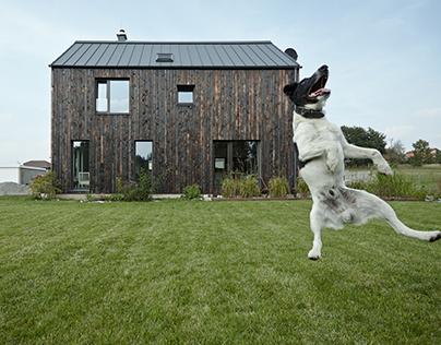 Carbon house