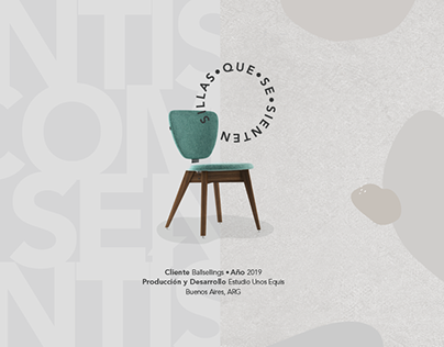 Ballsellings   chairs to feel