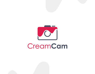 Logo and Identity design for CreamCam
