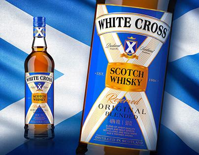 WHITE CROSS Whisky Design