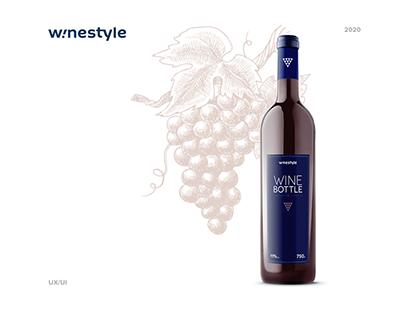 Winestyle Redesign Concept