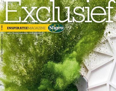 Exclusief Magazine #21 Groen (Green)   Sligro