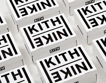 Nike x Kith