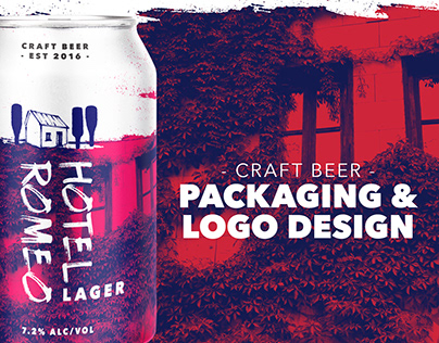 Hotel Romeo - Home Brew Packaging
