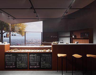 Comma Café