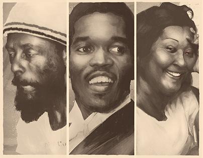 Legends of Jamaican Music