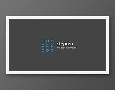 Simplex Powerpoint Template