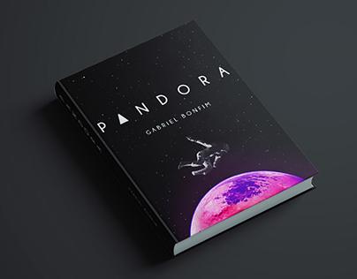 Pandora // Book Cover
