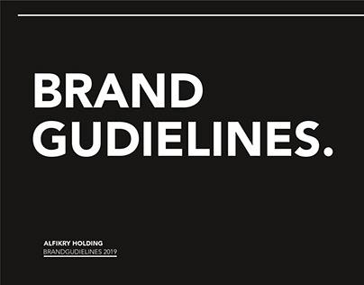 Holding,Branding,Guideline.
