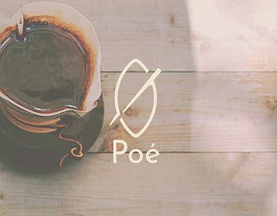 Poé - Visual Identity