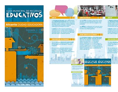 Maquetación - Ayuntamiento de Alicante
