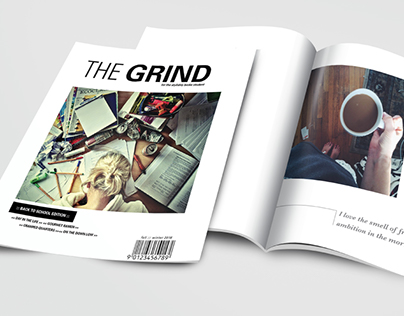 MAGAZINE –THE GRIND