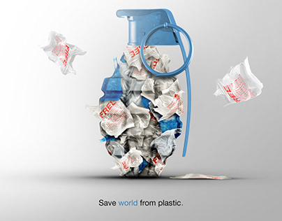 Save world from plastic