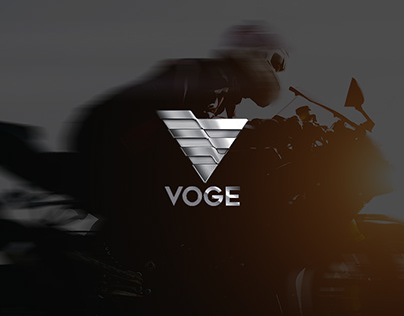 VOGE Motorcycles | Product Catalogue Design