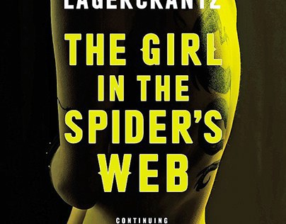 The Girl in the Spider's Web - dragon tattoo