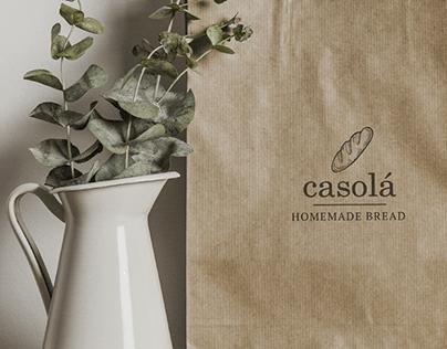 [CASOLÁ] bakery - BRANDING