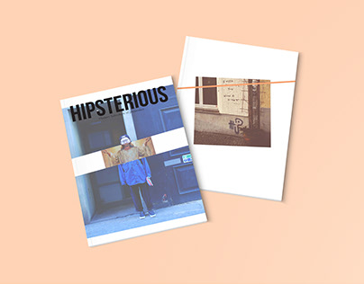 HIPSTERIOUS Magazine editorial