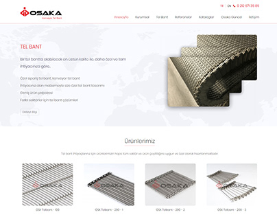 Osaka Tel Web Design, UI-UX and SEO