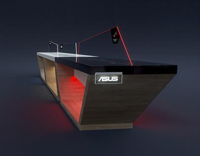 Asus Modular Retail Island