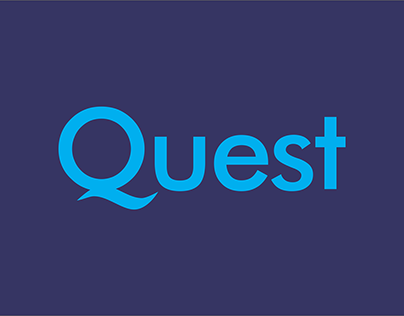 Logo Concept for a Corporate Brand called Quest