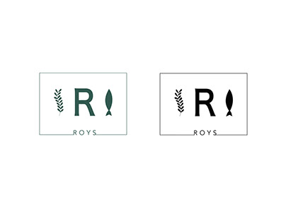 Roy's Rebranding/Business System