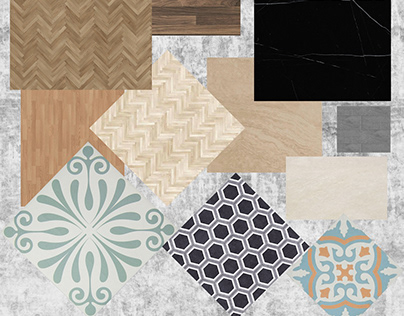 SAMPLE OF FLOORING PATTERNS_VILLA