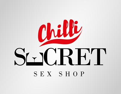 Logotipo da Chilli Secret