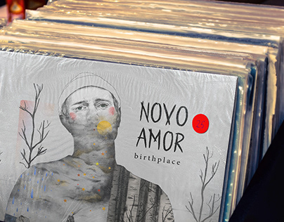 Novo Amor album