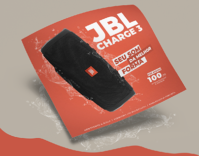 FLYER | JBL Charge 3