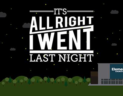 Saturday Night Marketing for Element Church