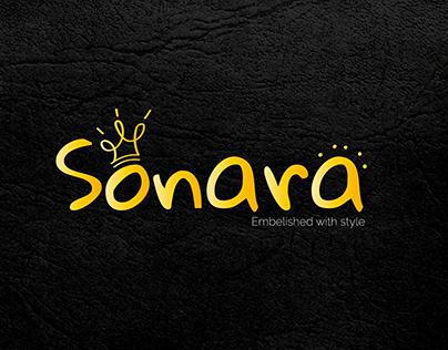 Brand Identity: Sonara (The Jeweler)