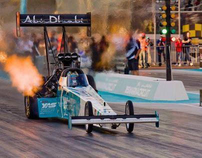 Drag Racing Festival YMC, Abu Dhabi