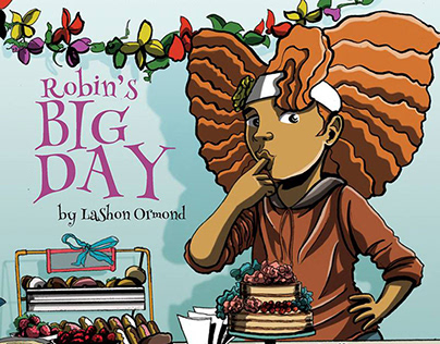 Robin's Big Day